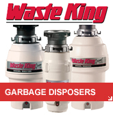 Waste King Garbage Disposers Disposals
